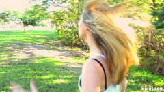 Anya Olsen - Blonde Rides Dick In Public Park (Thumb 342)