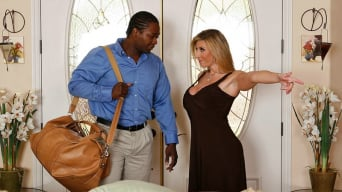 Sara Jay in 'Hot Milf Seeking Big Black Cock Tenant'