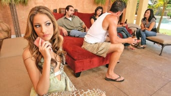 Jenna Haze in 'Simon says fuck!'