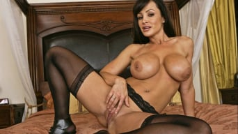 Lisa Ann in 'Who wants to chill with Lisa'