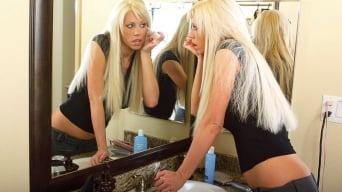 Tanya James in 'Naughty Girl'