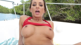 Abigail Mac in 'Abby Loves Seamen In Her Mouth'